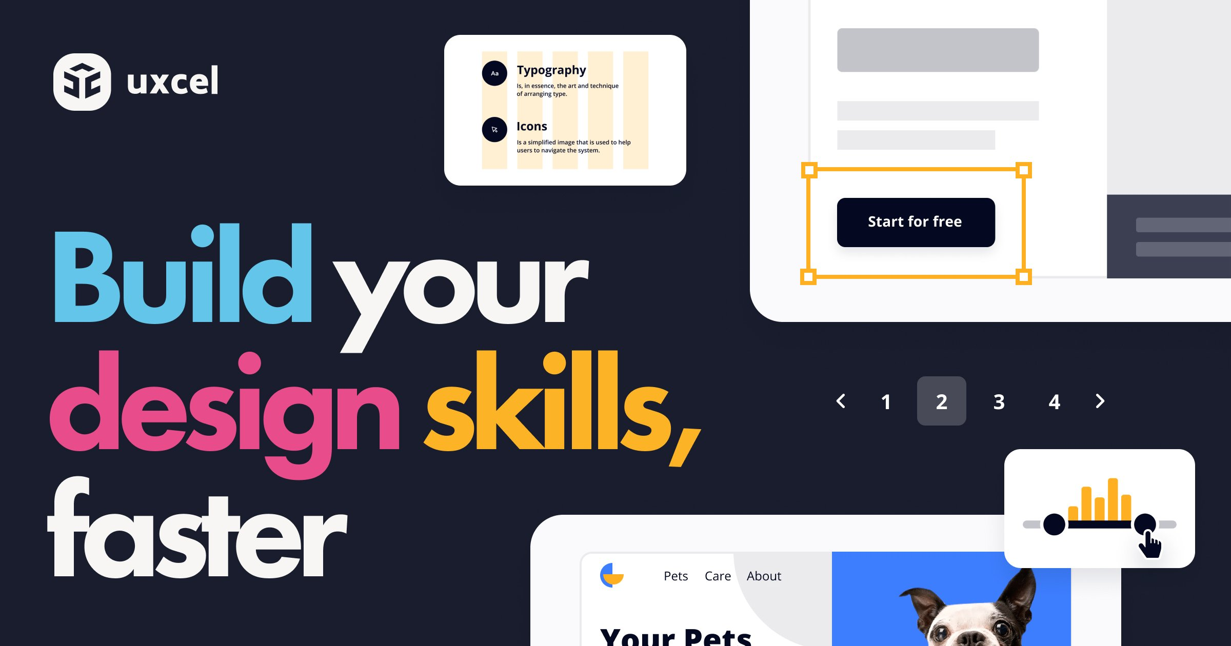 Train your UX/UI Skills like a Language (Digital Marketing)